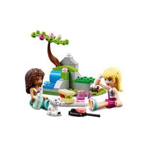 Lego Buggy De Rescate De La Clínica Veterinaria