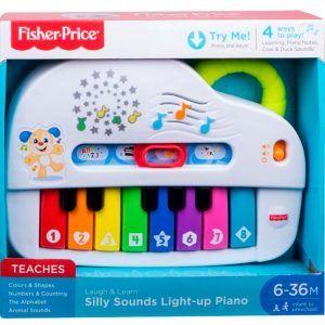 fisher price perrito piano sonidos divertidos