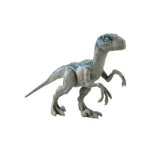 Jurassic World Dinosaurio Articulado Velociraptor Blue