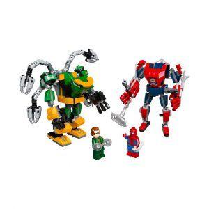 Lego Spider-Man Vs Doctor Octopus