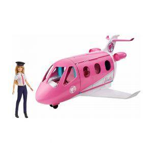 Barbie Jet De Aventuras