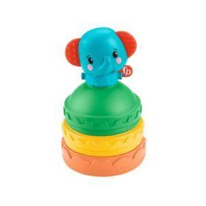 Fisher-Price Elefante Apilador