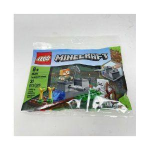 LEGO Minecraft - La Defensa Contra el Esqueleto