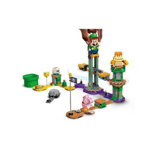 LEGO Super Mario Recorrido Inicial - Luigi