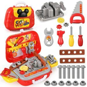 maletin herramientas mickey