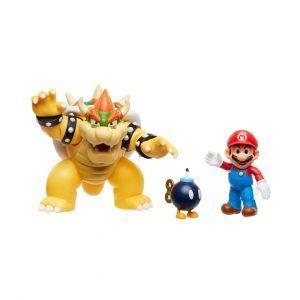 Super Mario - Set Batalla de Lava de Bowser